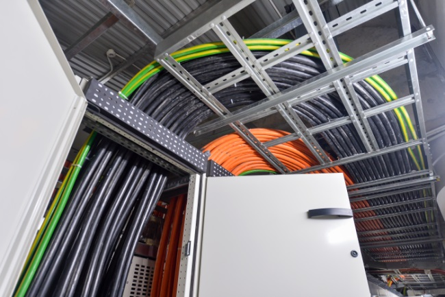 Commercial & Industrial Electrical Contractors Manchester